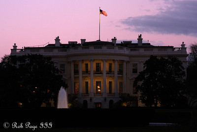 The White House - Washington, DC ... December 31, 2011 ... Photo by Rob Page III