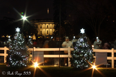 The White House - Washington, DC ... January 1, 2012 ... Photo by Rob Page III