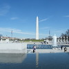 World War II and Washington Memorials