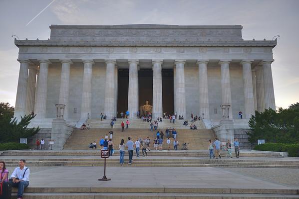 Lincoln Memorial HDR 03
