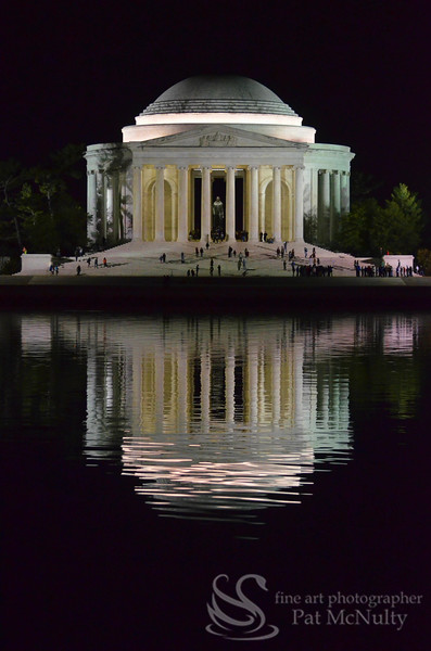 Jefferson Memorial  Statue Washington DC Picture