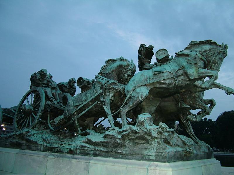Civil War Statue ~ Washington, DC