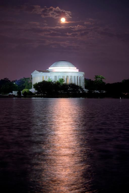 Super Moon in DC