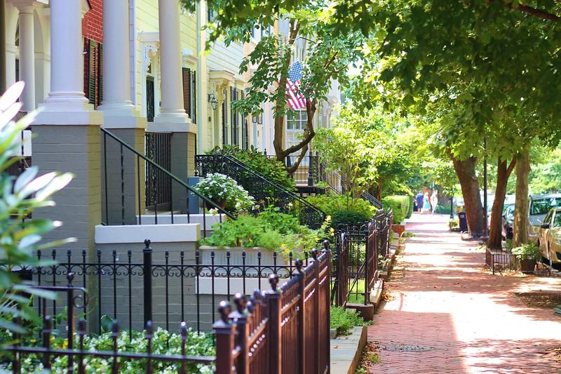 Summer in Georgetown