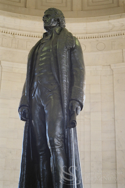 Jefferson Memorial Statue Picture