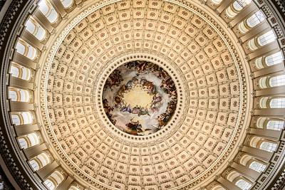 The Capitol Building's Rotunda