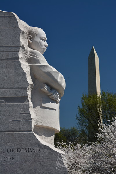 Martin Luther King Memorial Statue Washington Picture