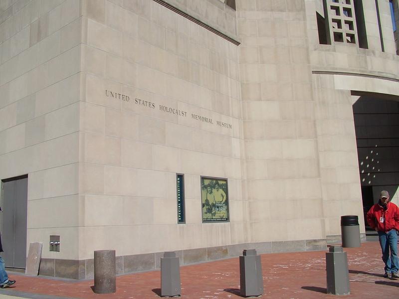 Holocaust Memorial Musem - Washington, DC