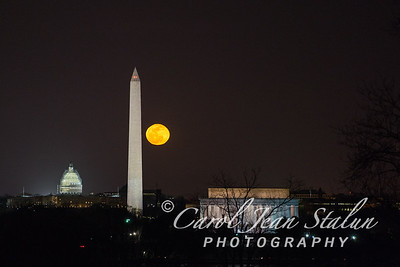 Full Moon over DC 2