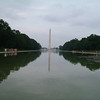 Washington Memorial reflecting pool