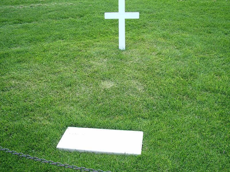 Grave site ~ unknown soldier