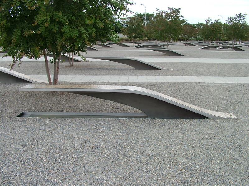 Pentagon 911 Memorial ~ Arlington VA