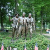 3 Soldiers Vietnam Veterans Memorial