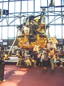 Apollo Moon Landing Module