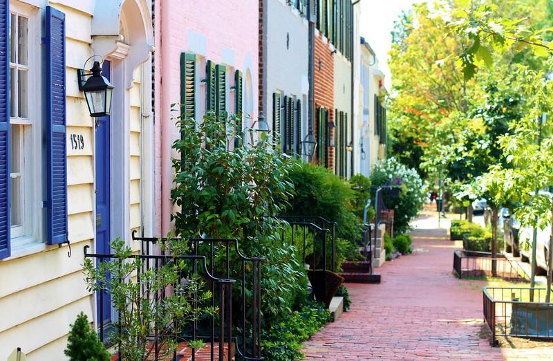 Beautiful, Historic Georgetown DC