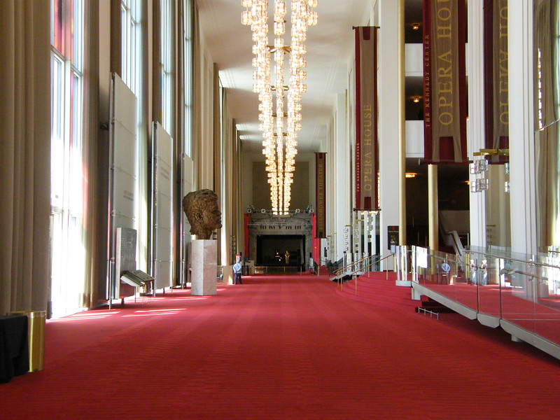 Kennedy Center for the Performing Arts - Washington, DC