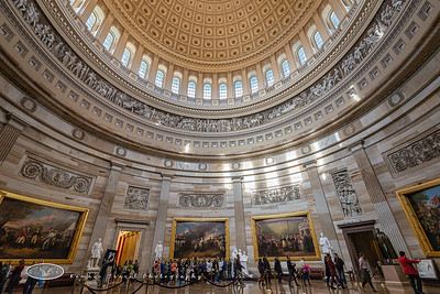 Capitol Rotunda and Ceiling