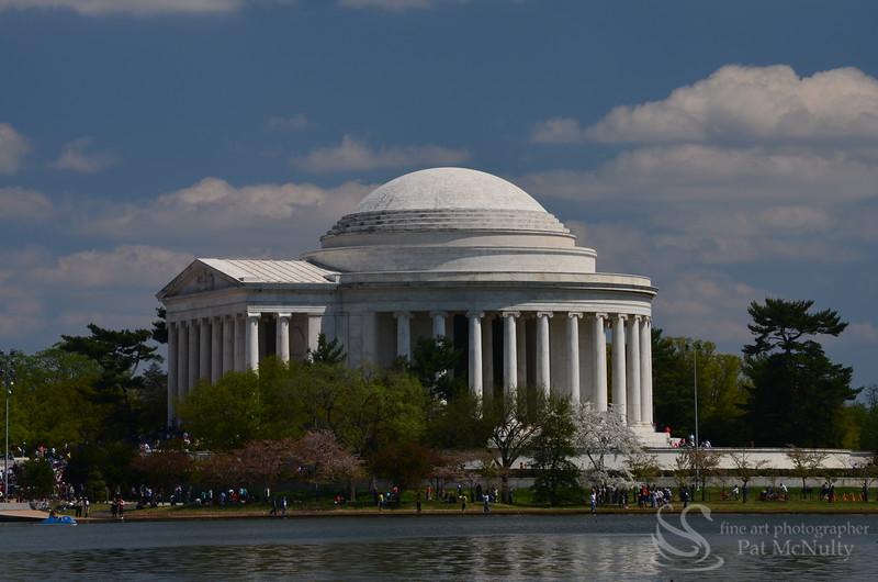 Jefferson Memorial Washington Photo