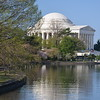Jefferson Memorial Statue Photo