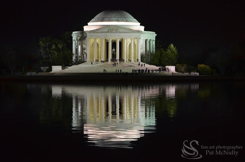 Jefferson Memorial  Statue Washington DC