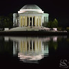 Jefferson Memorial  Statue Washington DC