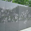 Korean War Memorial Wall