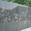 Korean War Memorial Wall
