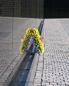 Wreath on the wall