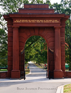 McClellan Gate