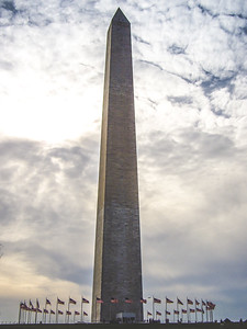 Washington Monument...view from the Mall