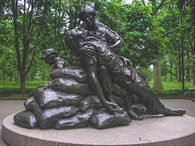 Vietnam War Nurses Memorial