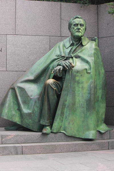 Franklin D Roosevelt Monument ~ Washington DC