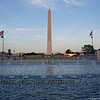 Washington Monument from the WWII Memorial