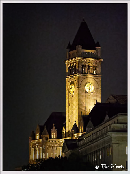 Old Post Office Tower