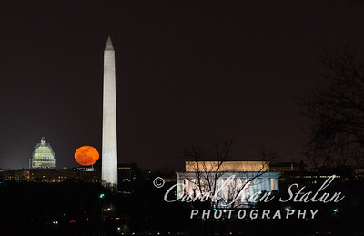 Full Moon over DC 1