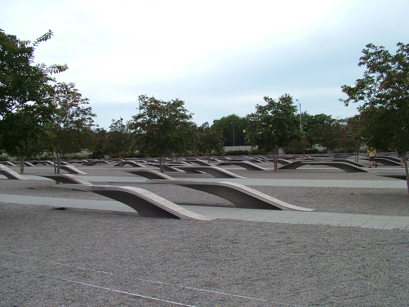 Pentagon 911 Memorial ~ Arlington, VA