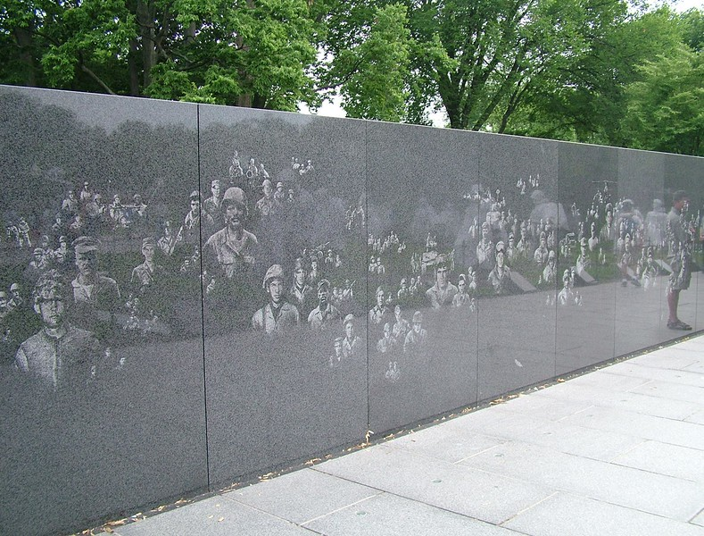 Korean War Wall