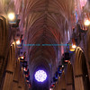 NATIONAL CATHEDRAL - SUNLIGHT THROUGH GLASS