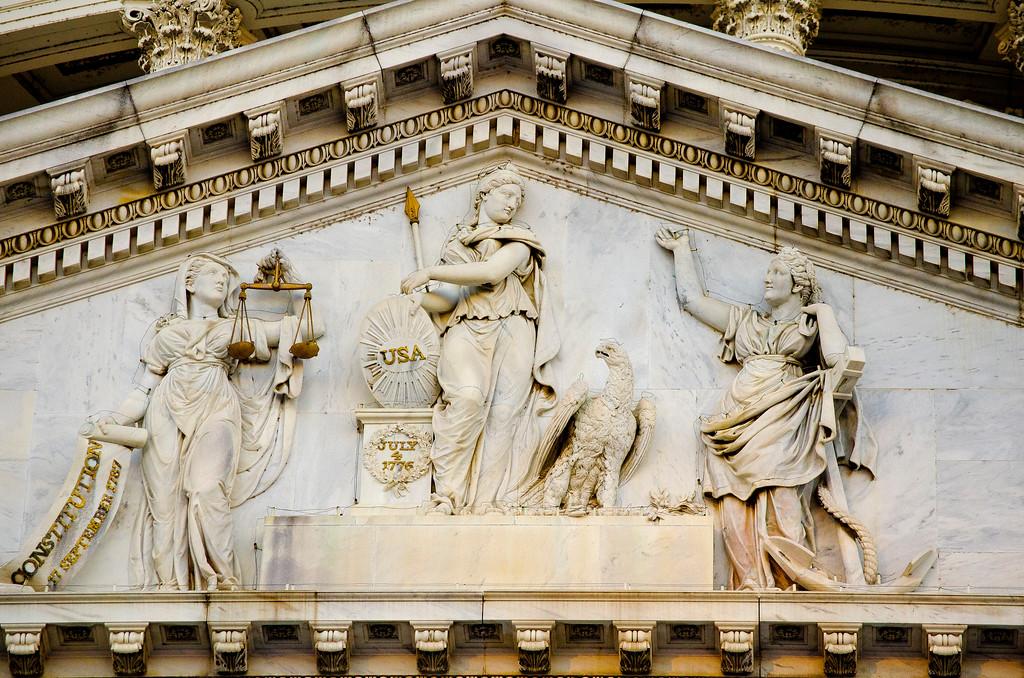 Capital Building Artwork