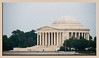 Jefferson Memorial Oil Painting