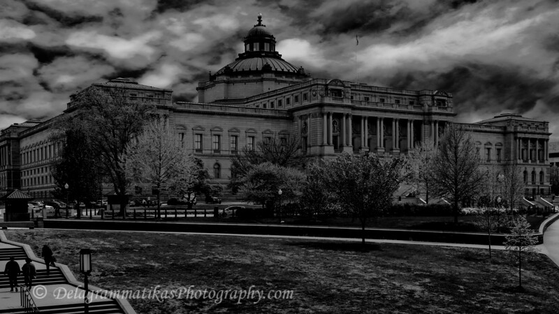 20190417_Washington DC_7353_BW