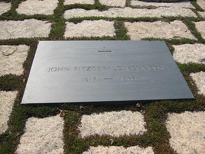 President John F. Kennedy's Grave