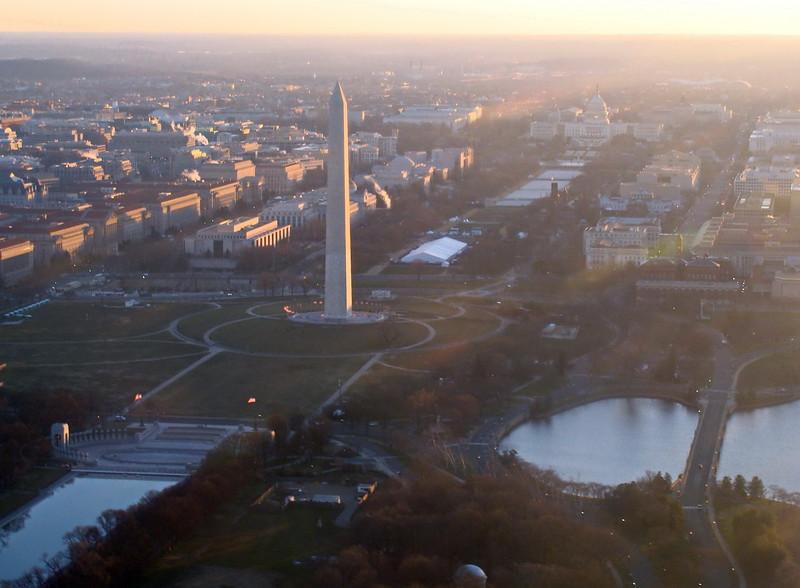 Dawn in D.C.