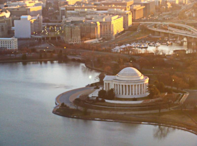 Jefferson Memorial and Tidal Basin