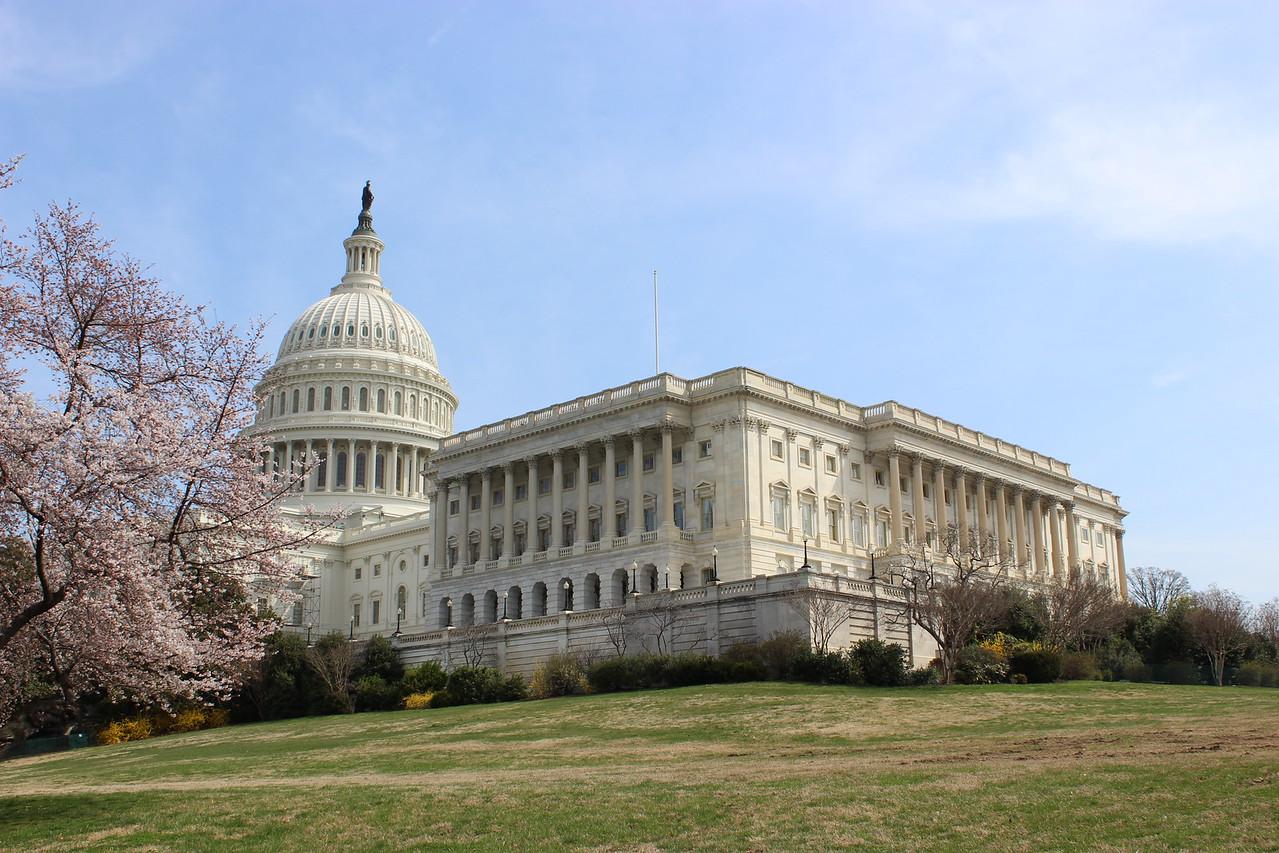 U.S. Senate Wing of the Capitol
