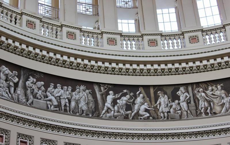 Fresco of American History