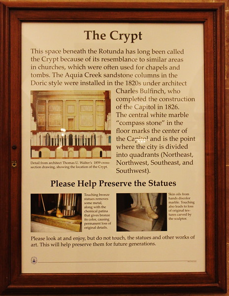 History of the Crypt