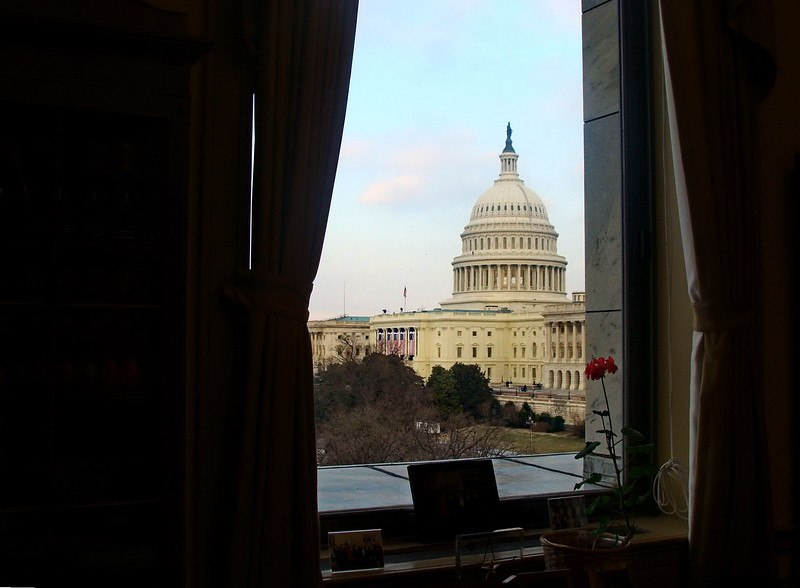 View of the Capitol Dome