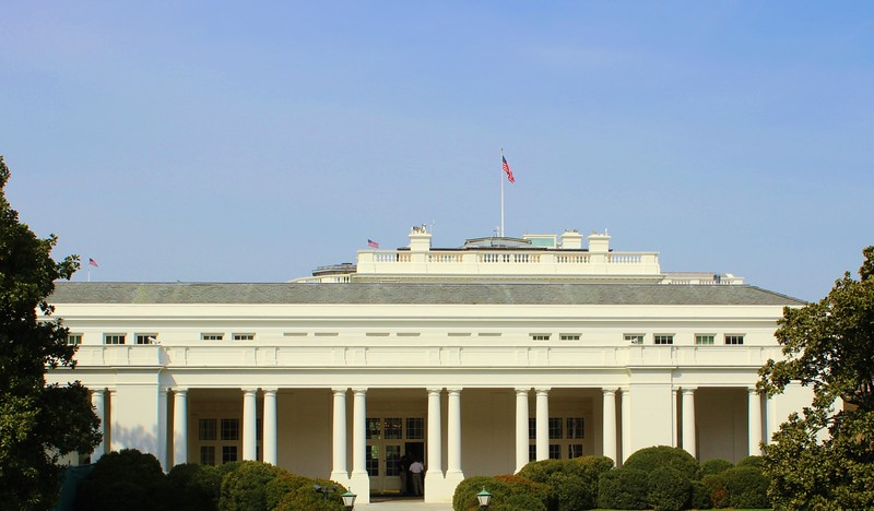 East Wing of the White House