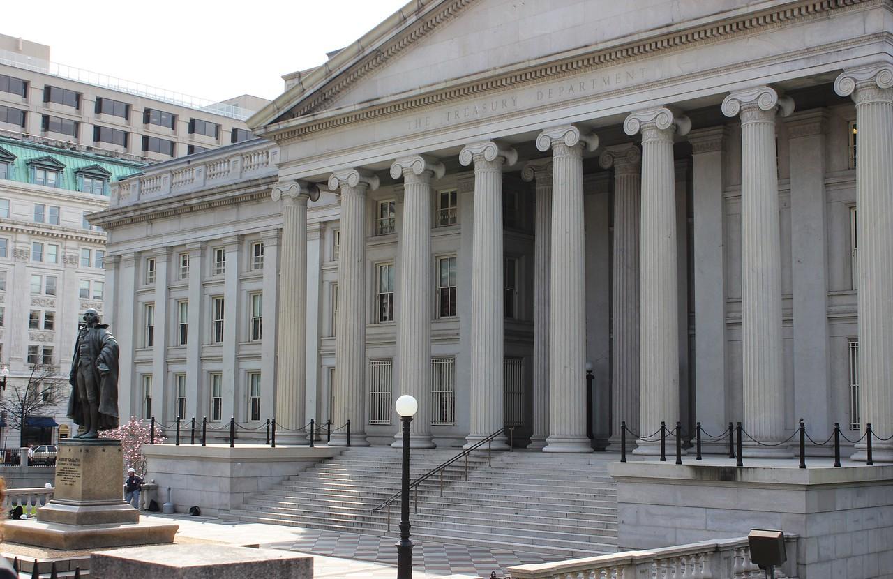 The Treasury Department
